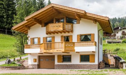 Come costruiamo case in legno a trento e bolzano casa pollam for La tua casa trento
